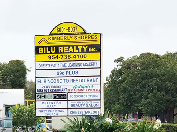 Bilu Realty North Lauderdale
